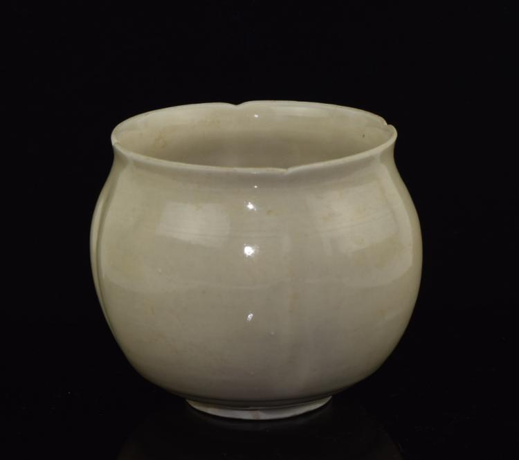 Chinese Ding Ware Chess Jar