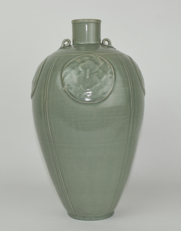 Chinese Yue Ware Porcelain Vase