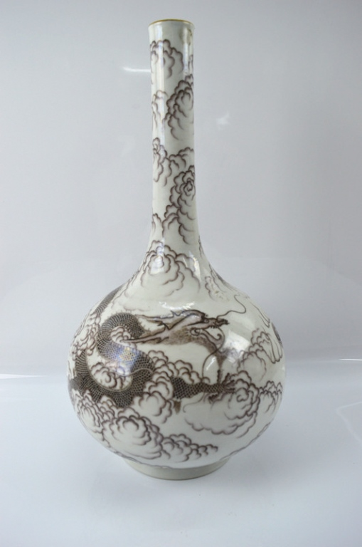 Chinese Guanyin Vase