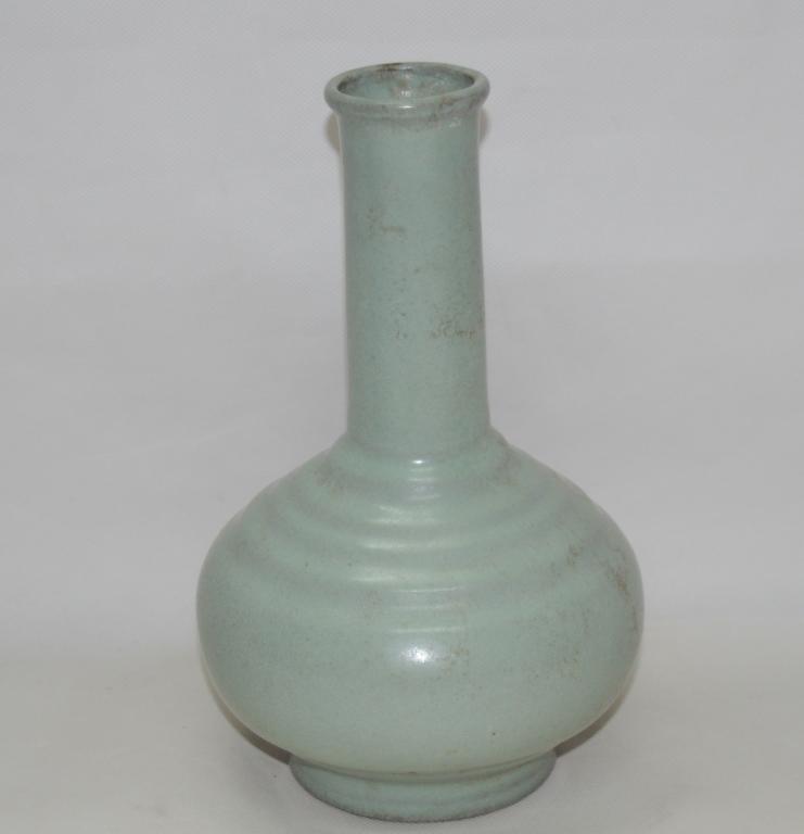Chinese Ru Kiln Porcelain Danping Vase