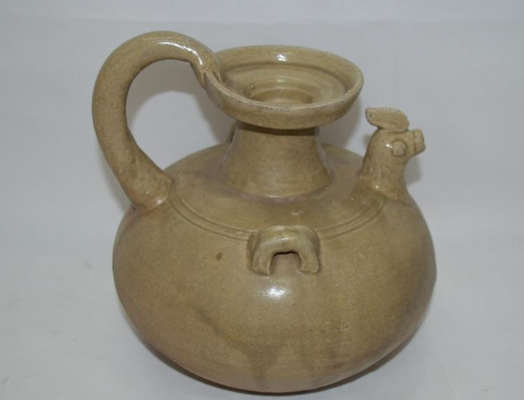 Yue Kiln Chicken Head Ewer