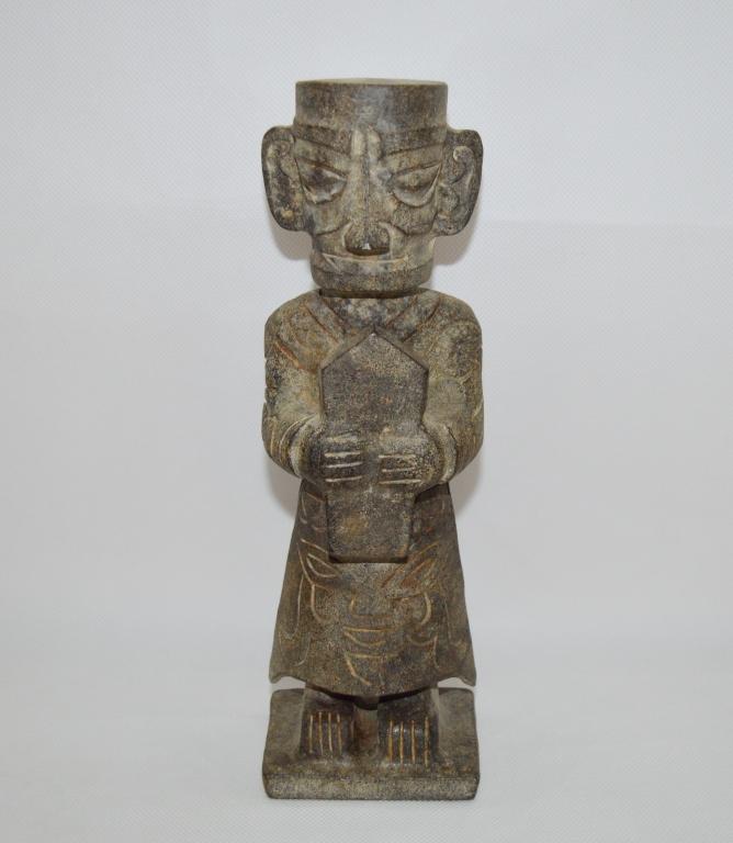 SanXingDui Culture Statue