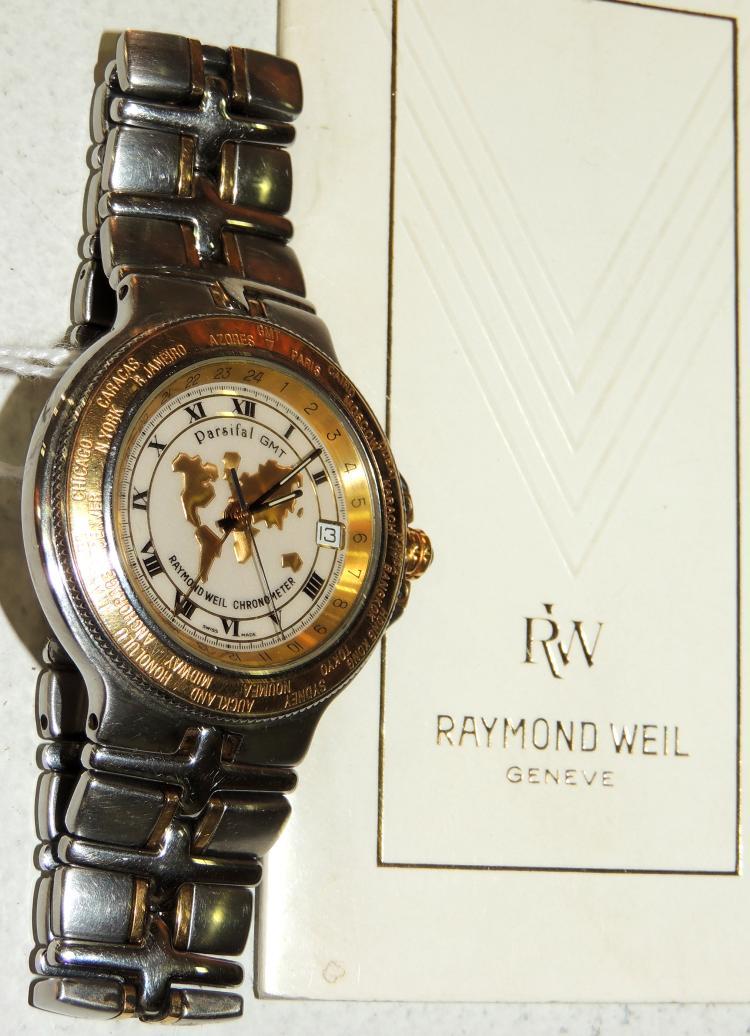 RAYMOND WEIL.WATCH OF GENTLEMAN