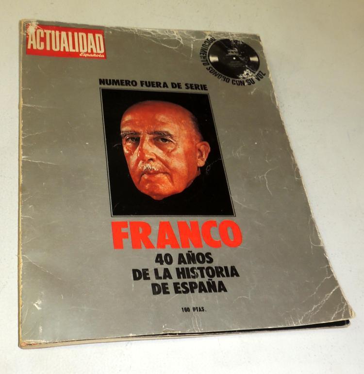 NWES MAGAZINE SPANISH year 1958,