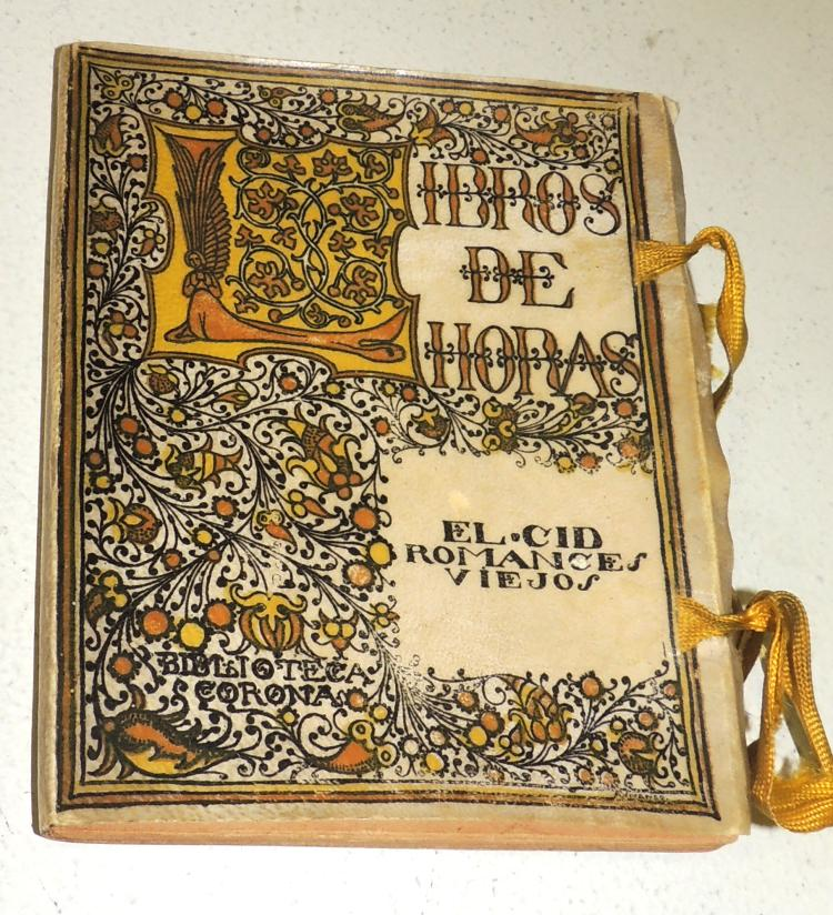 BOOK OF HOURS,