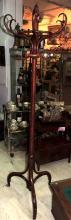 HATCH HATCHER Thonet style in wood.Height: 200 cm