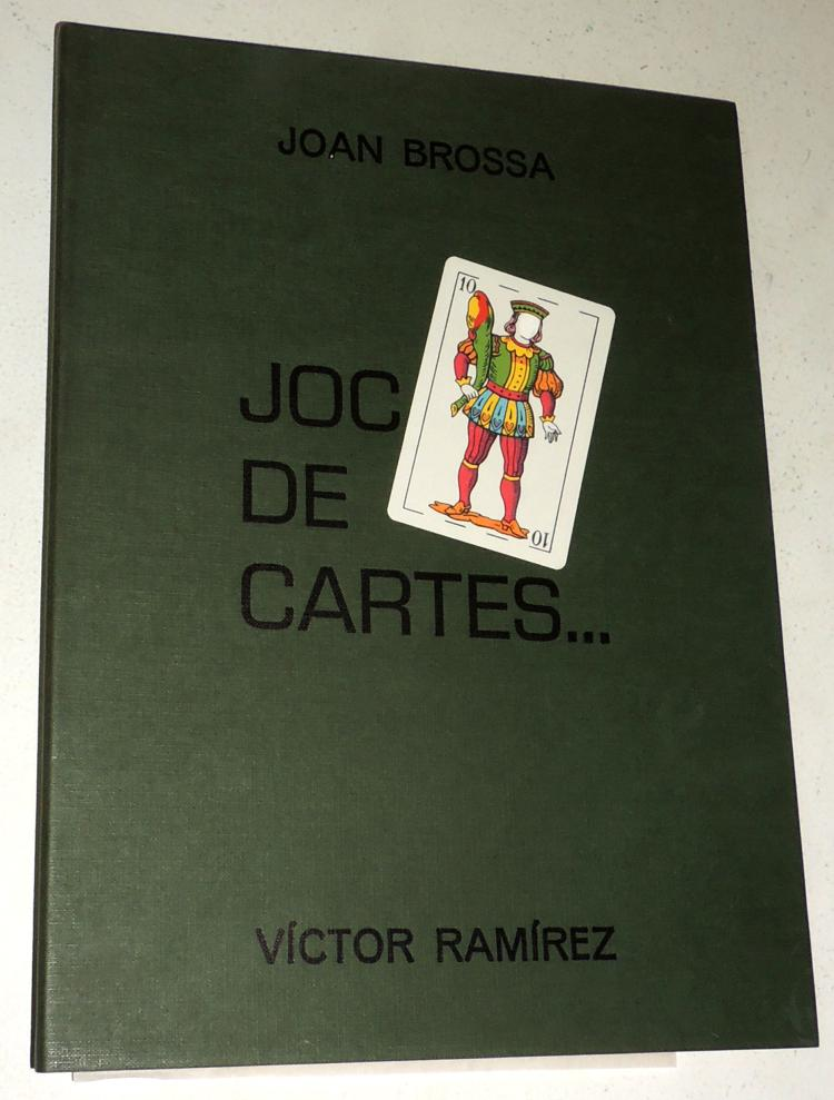 VÍCTOR RAMÍREZ engravings painted to the copué, bound