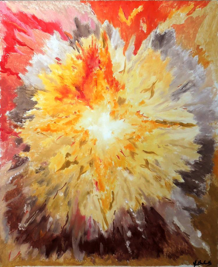 JOAQUIM VANCELLS oil on canvas,