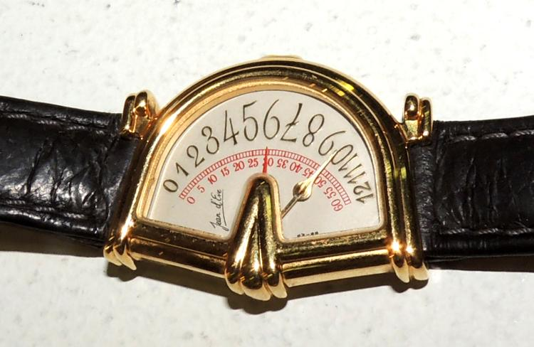 JEAN D'EVE. WATCH OF LADY