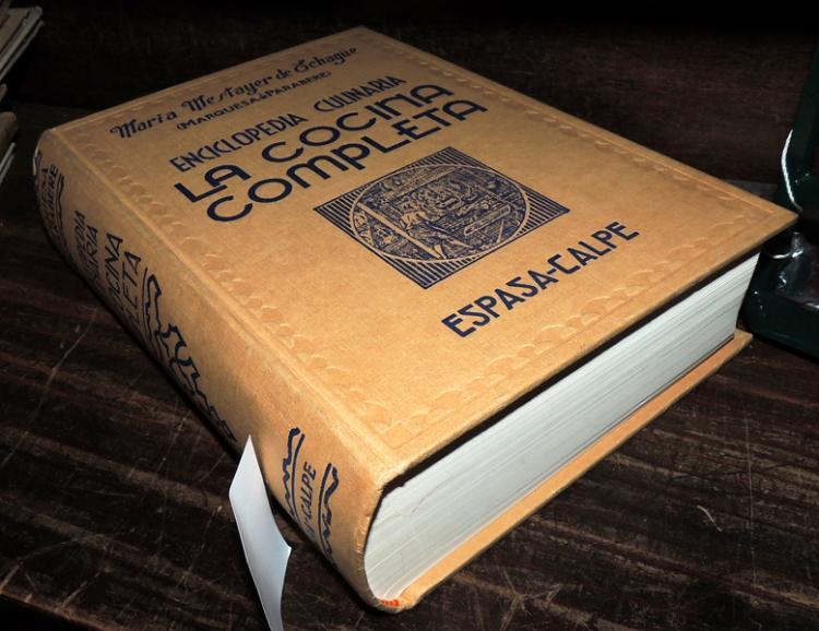Enciclopedia culinaria la cocina completa 39 book for La cocina completa pdf