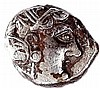 EMPIRE OF ALEXANDER THE GREAT MAZAKES SATRAP OF MESOPOTAMIA  331–322 BCE Silver tetradrach