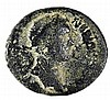 GABA ANTONINUS PIUS, 138 – 161 CE. Bronze 26.5 mm. Obverse: Bust of Pius to r. Reverse: Wa