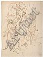 CUPID, APOLLO AND VENUS, Luca Cambiaso, Click for value