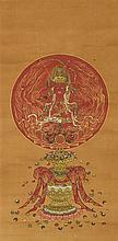 UNKNOWN ARTIST (18TH CENTURY) AIZEN MYŌŌ