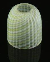 Small Green/White light shade
