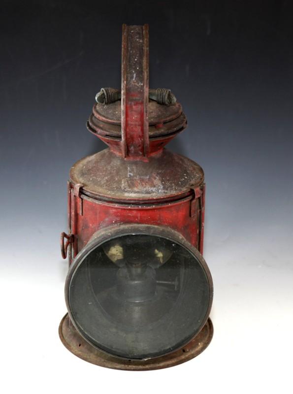 Shunters lamp c1900s
