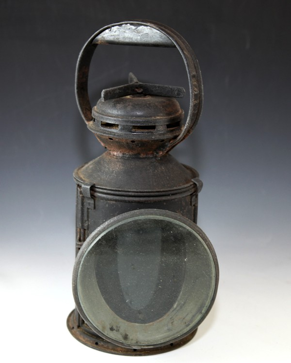 NSW shunters lamp c1900