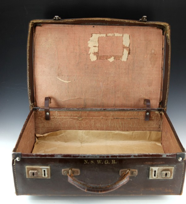 NSWGR suitcase