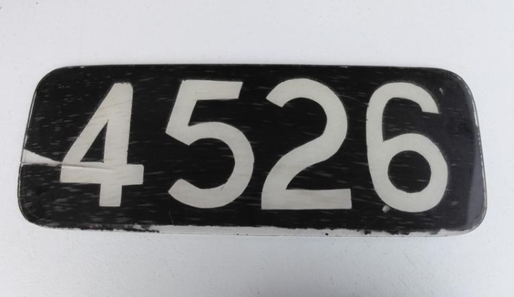 NSWR 45 class ID#4526