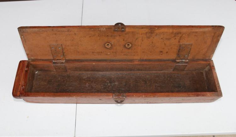 VICR flag box