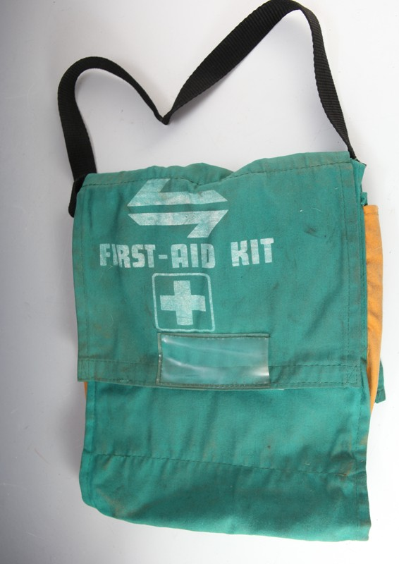 SRA first aid kit bag