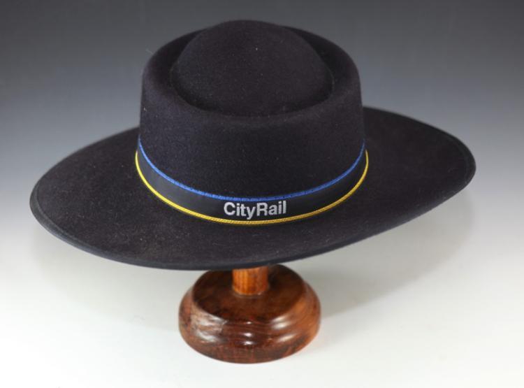 Cityrail hat
