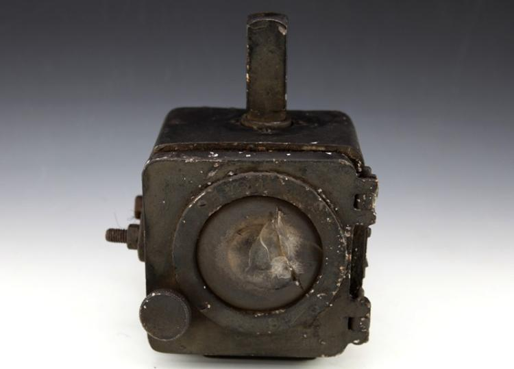 NSWGR Carriage Clearance lamp