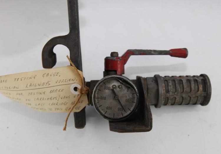 VICR Brake Gauge Tester