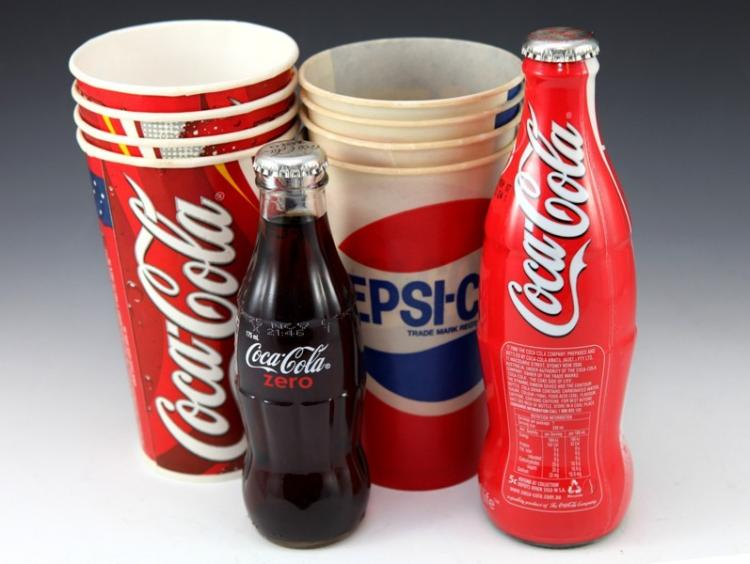 overview of pepsi and coca cola paper This term paper the coca-cola company - market overview paper and other due to strong competition with pepsi-cola, coca-cola wants to reduce its risk and increase.