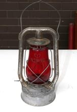 Hurricane lamp NSWRD – unique because NSWRD term only used only in certain areas of NSW