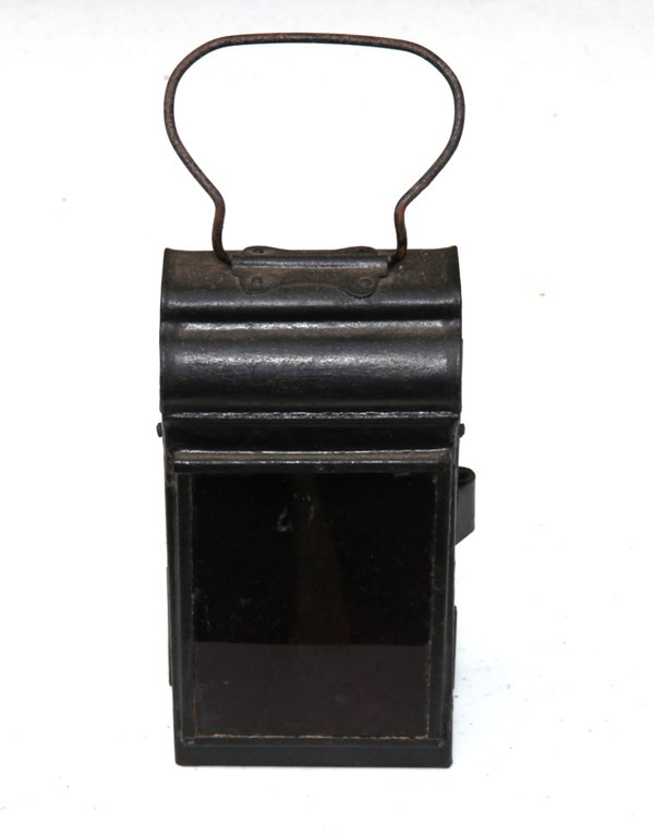 Early shunters lamp – small - rear mounted hook with burner