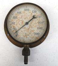 Wormwald automotive sprinkler gauge