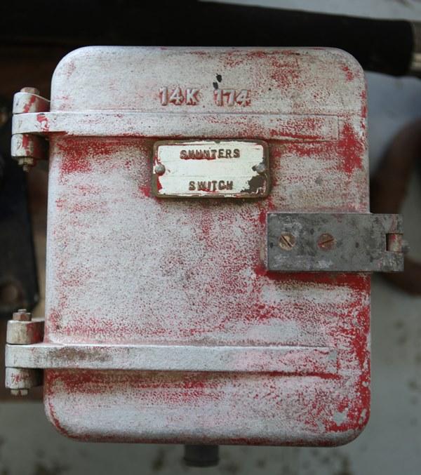 Shunters Switch Box