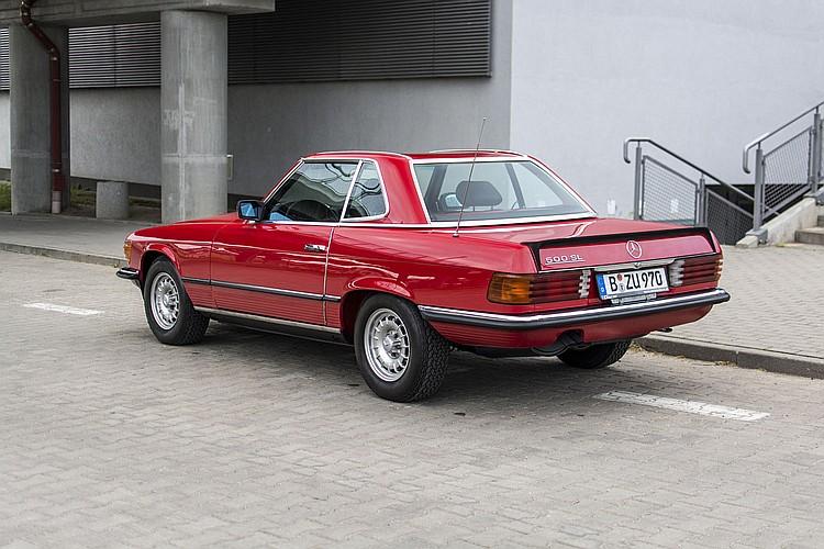 Mercedes benz 500sl 1985 for 1985 mercedes benz 500sl