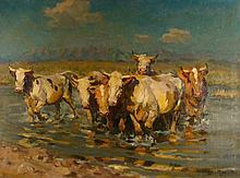 TURZHANSKY LEONARD VIKTOROVICH(RUSSIAN,1875-1945)
