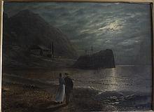 LEV FELIKSOVICH LAGORIO(RUSSIAN,1827-1905)