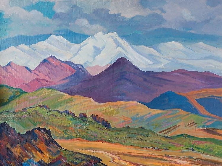 AKNUNI PERCH(ARMENIAN,1921-1991)