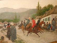 KOVALEVSKY Pavel Osipovich, 1843-1903 (Russia)