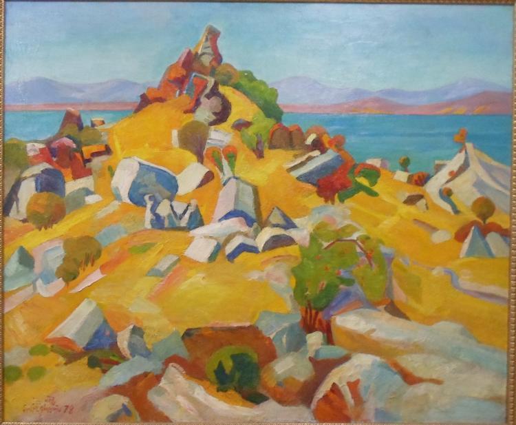 Chilingaryan Suren ( Armenian, 1818 - 1997)