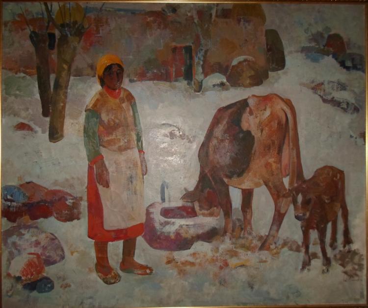 Albert Parsamyan ( ARMENIAN, 1908-1981 )