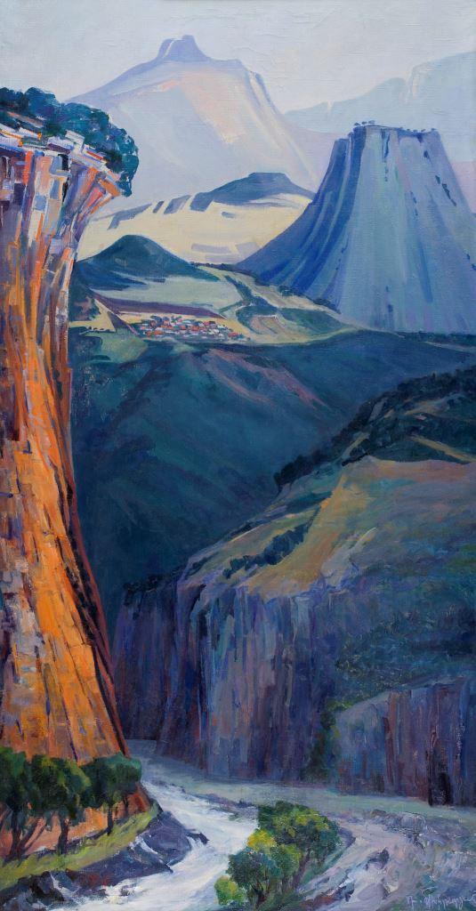 Dekhtsanik Mkhitaryan( Armenian, 1908 - 1985 )