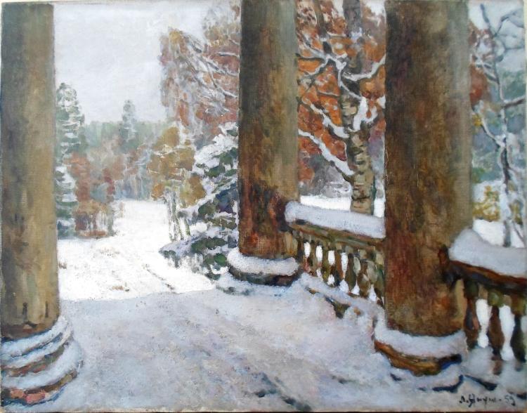 Leonid Yanush (Russian, 1897 - 1978)