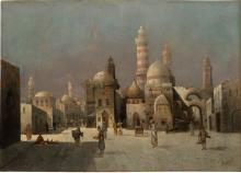 August Siegen (German, 1820 - 1883)