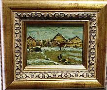 TURZHANSKY LEONARD VIKTOROVICH(1875-1945)