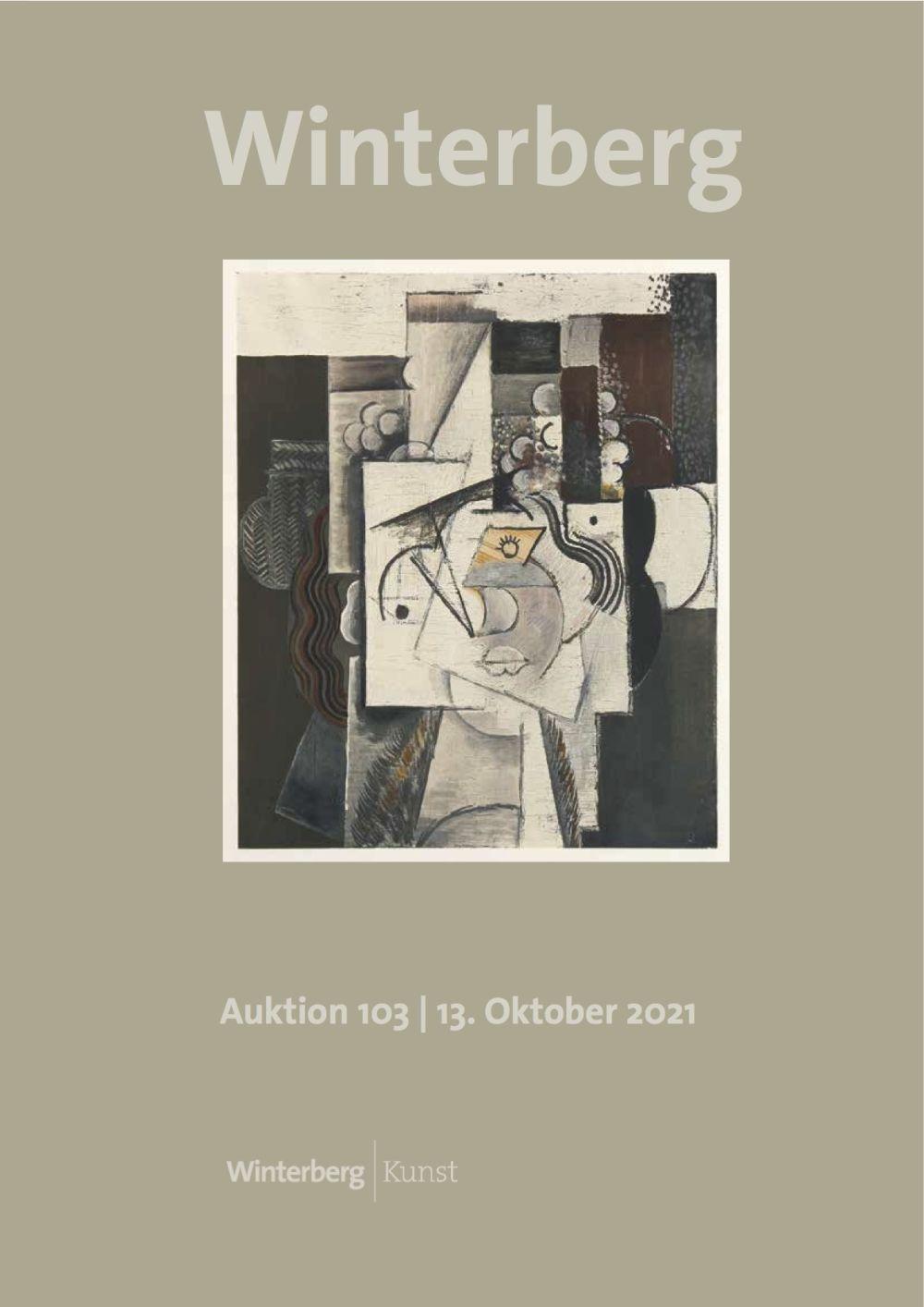 Auction 103 - Fine Art