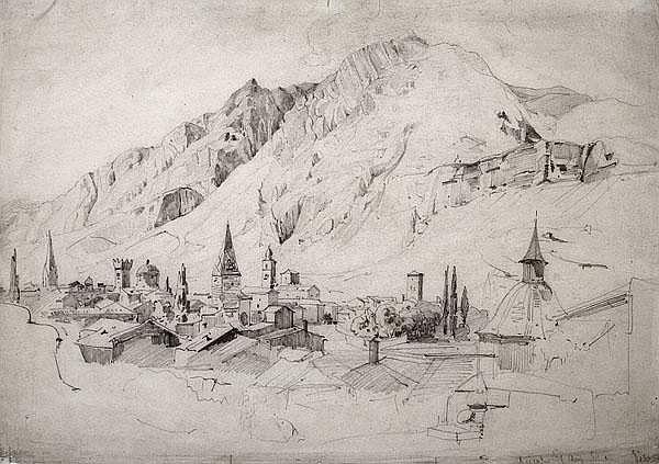 FRIEDRICH EIBNER Hipoltstein/Oberpfalz 1825 - 1877