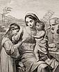 MARIE ELLENRIEDER 1791 - Konstanz - 1863 Bildnisse, Marie Ellenrieder, Click for value
