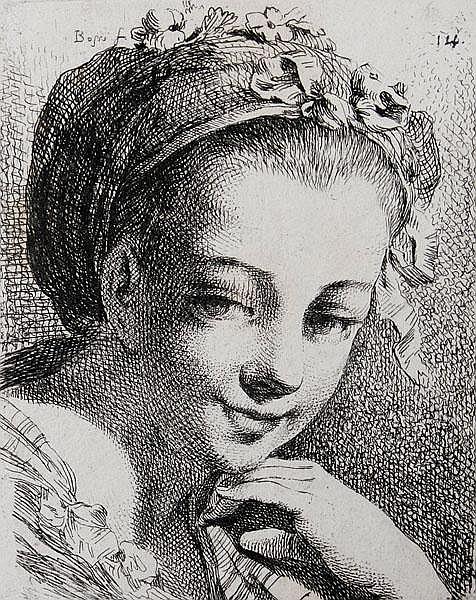 BENIGNO BOSSI Arcisate/Varese 1727 - 1792 Parma
