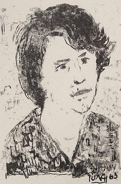 OTTO NIEMEYER-HOLSTEIN Kiel 1896 - 1984