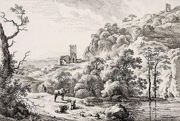 FRANZ RECHBERGER Wien 1771 - 1841